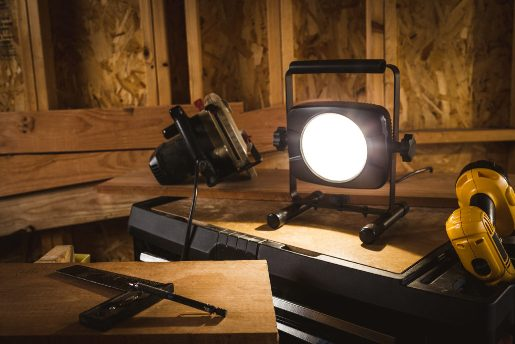 Stonepoint C2-3000H-U Rechargeable LED Worklight 3000 Lumen