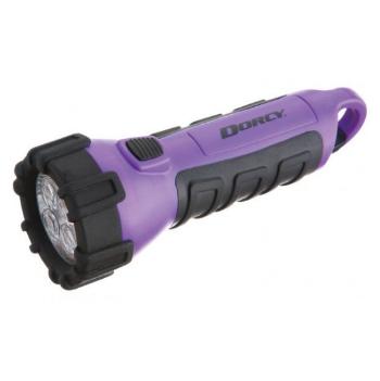 Dorcy  DCY412508 Floating Flashlight 55 Lumen ( Purple )