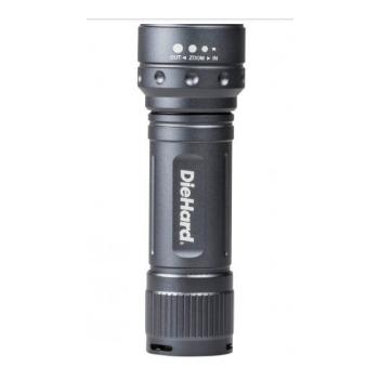 DieHard  DIE416121 Twist Focus Flashlight 600 Lumen