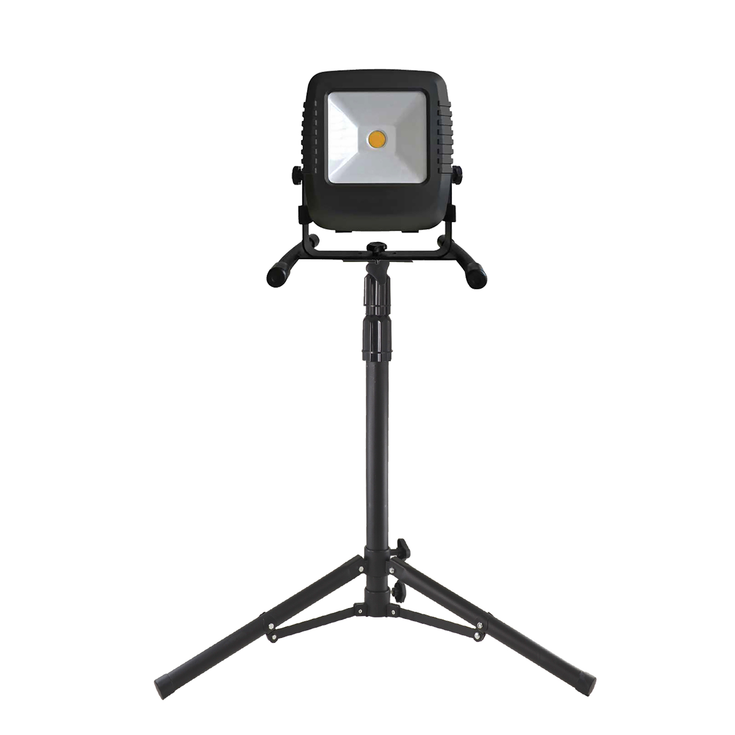 Stonepoint LED Lighting A4000TH-QRXD LED Large Dual Purpose Work Light with Heavy Duty Quick Release Tripod & H Stand