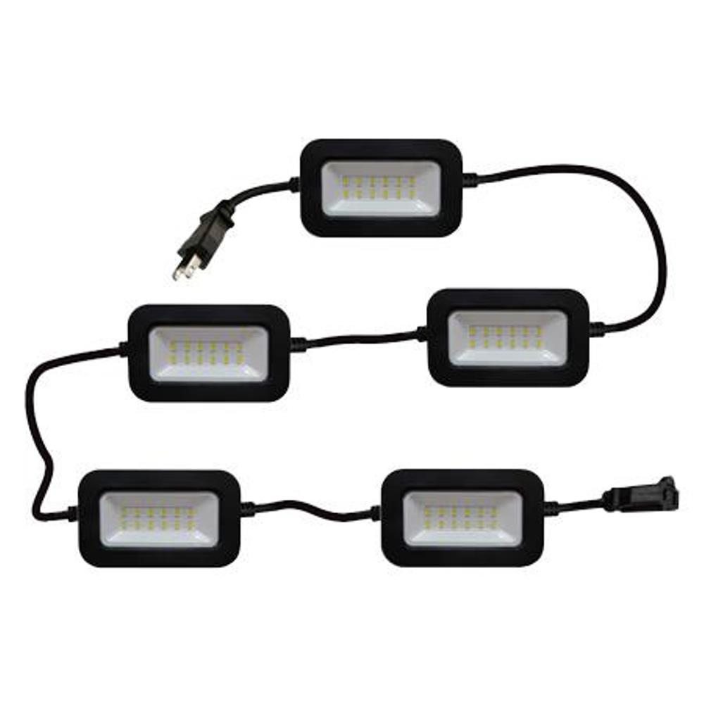 Stonepoint LED Lighting 420-2 Utility Lighting LED String Light (5 Heads)