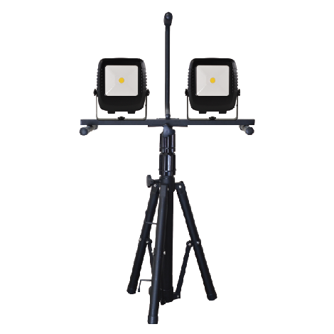 Stonepoint LED Lighting A4000DT-QRXD Tripod LED Worklight