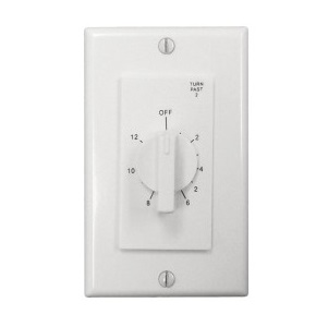 Marktime 93516 Decora and Commercial Grade Time Switches (12 Hour with Hold)