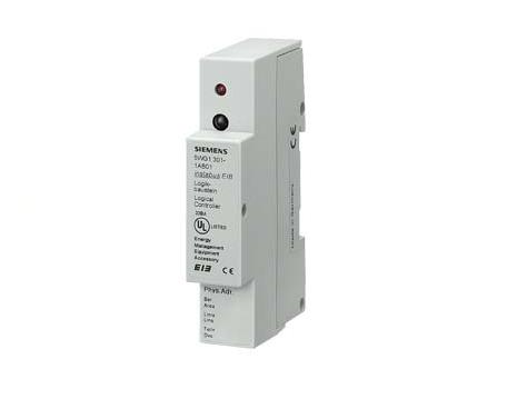 Siemens Building Technology 5WG13011AB01 Logic Module