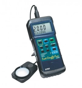 Extech 407026 Heavy Duty Light Meter with PC Interface