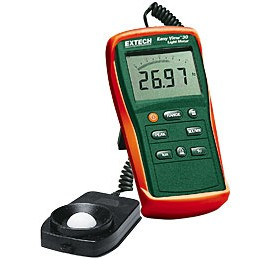 Extech EA30-NIST EasyView Wide Range Light Meter with NIST Traceable Calibration