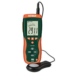 Extech HD400-NIST Heavy Duty Light Meter with NIST Traceable Certificate