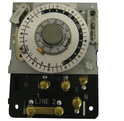 Supco Parts M814520 Timer Mechanism without Metal Case