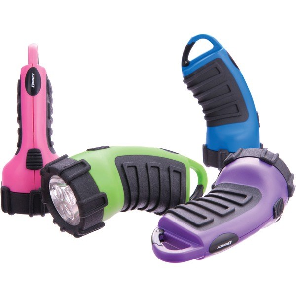 DORCY 41-2516 29-Lumen 3-LED Carabiner Flashlight