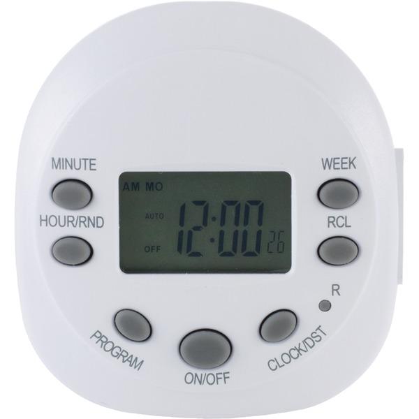 Ge 15150 Plug-In Digital Timer