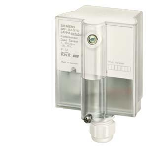 Siemens Building Technology 5WG12543EY02 Indoor-Outdoor Light & Temperature Sensor