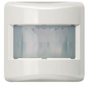 Siemens Building Technology 5WG12552AB12 Motion Detector Wallmount 86