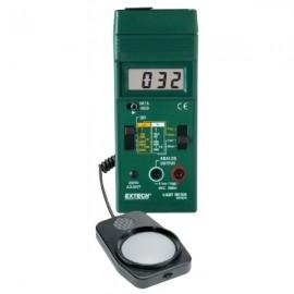 Extech 401025-NIST Foot Candle/Lux Meter with NIST Traceable Certificate