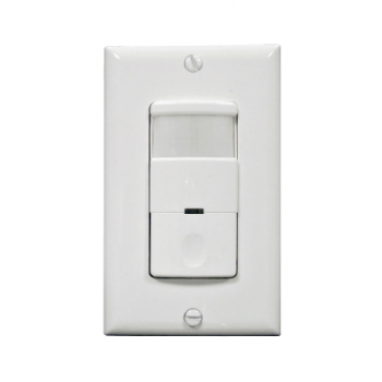 Marktime 42ES5HD-I 42E Series PIR and Dual Technology Occupancy/ Vacancy Sensor Switches [IVORY]