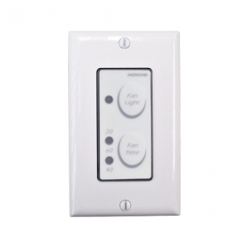 Marktime 42702-1 Electronic Fan/Light Time Switches