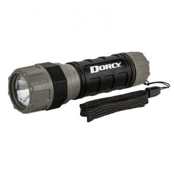 Dorcy DCY412600 Industrial Unbreakable 265-Lumen Flashlight