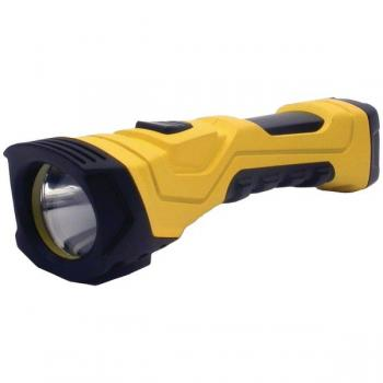DORCY 41-4750 190-Lumen LED Cyber Light Flashlight (Yellow)