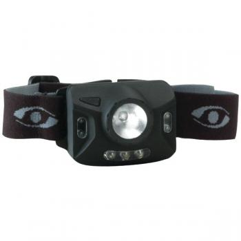 CYCLOPS CYC-RNG1XP 126-Lumen Ranger CREE(R) XPE Headlamp (Black)