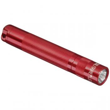 MAGLITE SJ3A036 37-Lumen MAGLITE(R) LED Solitaire (Red)