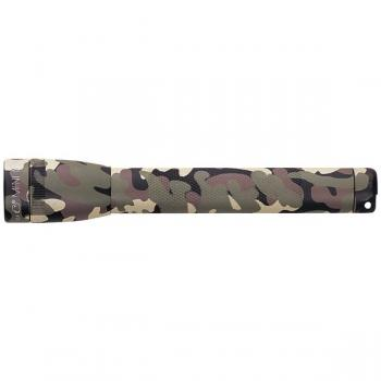 MAGLITE SM2A02H 14-Lumen Mini Flashlight with Holster (Camo)