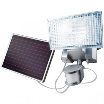 MAXSA INNOVATIONS 4449-L 100-LED Outdoor Solar Security Light