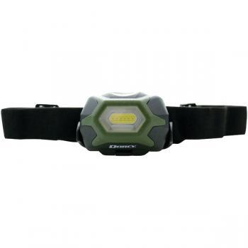 Dorcy 41-2110 122-Lumen Cob Headlamp