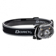 Dorcy DCY414320 Pro 470 Lumen LED High CRI and UV Tilting Headlamp