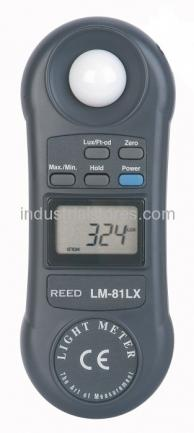 Reed LM-81LX Light Meter 20000 Lux